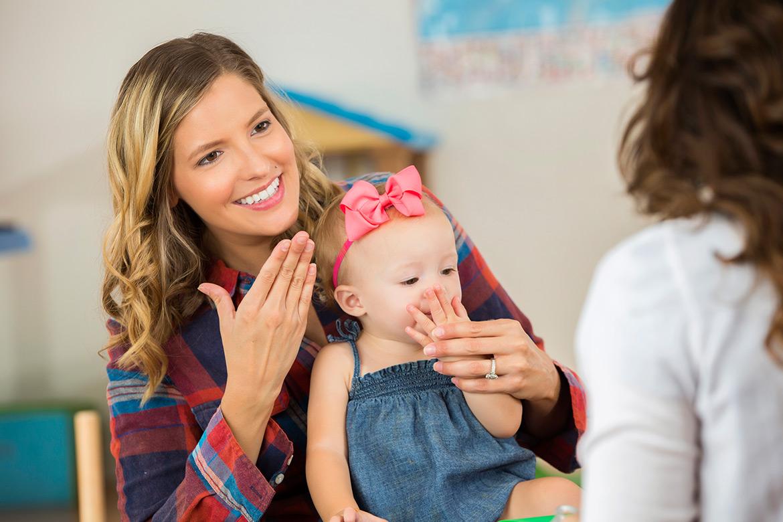 Permettre à votre bébé d'exprimer ses émotions